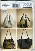 Vogue Handbag Pattern