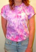 Pink Tie Dye T Shirt
