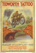 Motorcycle Racing Poster