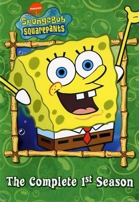 Spongebob Squarepant   Spongebob Squarepants  The Complete First Season  New Dvd