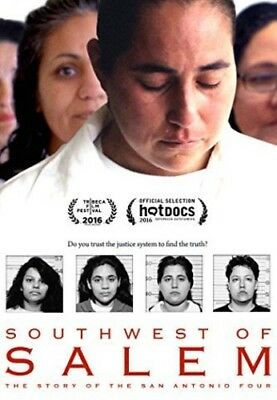 Southwest Of Salem: The Story Of San Antonio Four [New