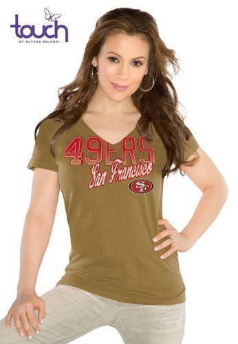 49ers Womens Shirts