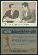 1959 Fleer Ted Williams 68