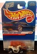 Hot Wheels 1999 First Editions