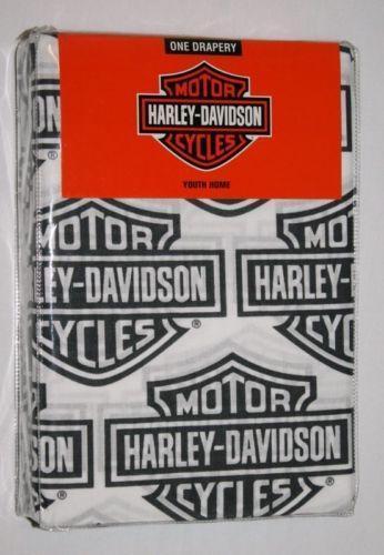 Harley Davidson Curtains Ebay