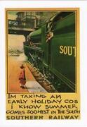 Southern Railway Postcards