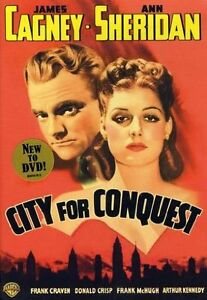 CITY FOR CONQUEST DVD James Cagney