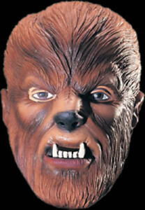 Wolfman full head mask