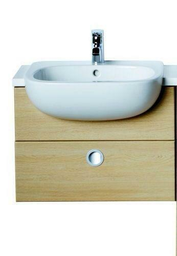Ebay Bathroom Vanity With Sink: Bathroom Vanity Unit Brown