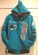 San Jose Sharks Jacket