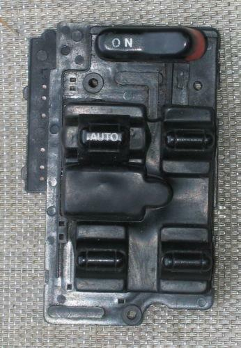 Honda accord master window switch ebay for 1997 honda crv power window switch
