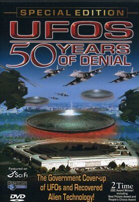 Ufos: 50 Years of Denial - Expanded [New DVD] Special Edition for sale  USA