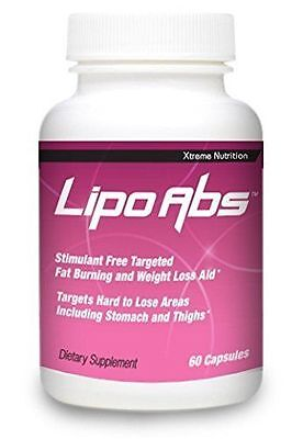 Lipo Abs - Powerful Targeted Diet Aid Burns Abdominal Fat Quickly!