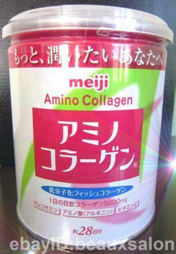 Meiji Amino Collagen Health Amp Beauty Ebay