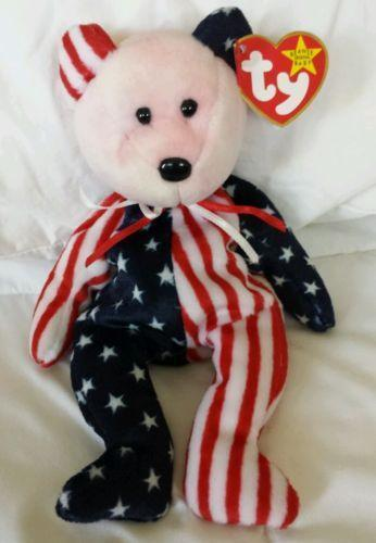 Spangle Beanie Baby  48aee7e0a4
