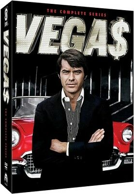 Vegas: The Complete Series [New DVD] Boxed Set, Full Frame