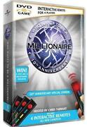 Who Wants to Be A Millionaire DVD