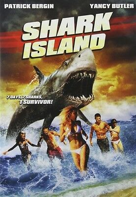 Syfy Shark Movies (SHARK ISLAND New Sealed DVD)