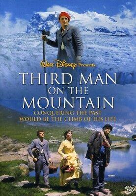 Third Man on the Mountain [New DVD]