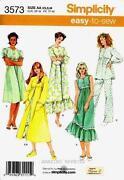 Womens Robe Pattern