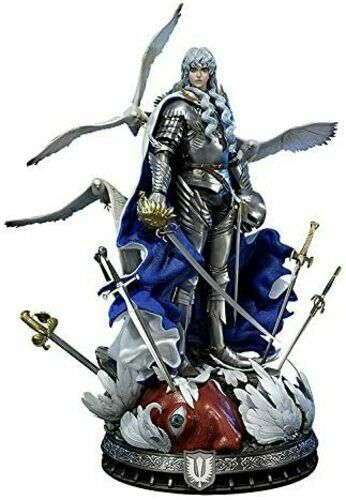 Berserk Griffith The Falcon of Light Ultimate Premium Masterline Statue NEW