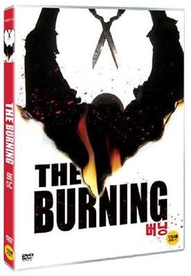 The Burning  1981  Sealed Dvd Brian Matthews Leah Ayres