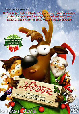 New Holidaze  The Christmas That Almost Didnt Happen  2006  Dvd Factory Sealed