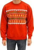 Ugly Christmas Sweater Mens Medium