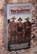 The Sacketts VHS