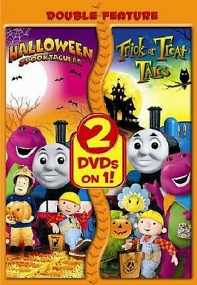 HIT Favorites: Halloween Spooktacular/Trick or Treat Tales (DVD, 2010) New