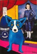 Blue Dog Rodrigue Prints