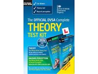 Official DVLA theory test DVD (New)