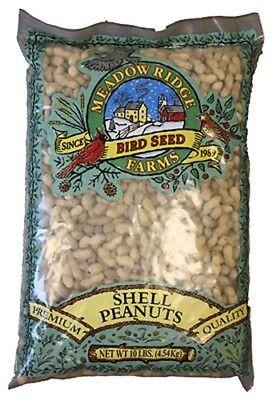 JRK Seed B111210 Peanuts In The Shell Bird Food, 10 lb