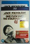 One Flew Over The Cuckoo's Nest Blu Ray