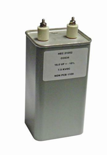 Oil Filled Capacitor Ebay