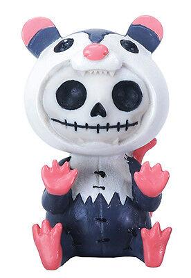Furry Bones AWESOME the Possum Figurine, Skeleton in Costume, - Awesome Skeleton Costume