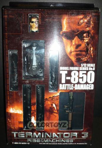 Terminator T-850: Action Figures | eBay