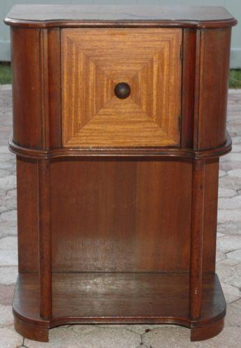 Antique Humidor Stand Ebay
