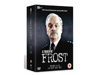 A Touch of Frost Series 6 to 12 DVD Set - Unopened