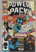 Power Pack Comic