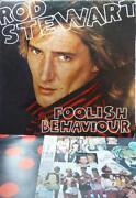 Rod Stewart Foolish Behaviour