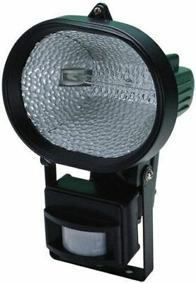 Proyector Faro Halógeno con Sensor Presencia Y Crepuscular 230W MAURER (14029)