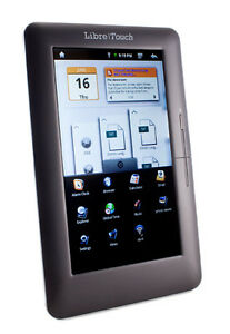 Aluratek Libre Touch WiFi eBook Reader