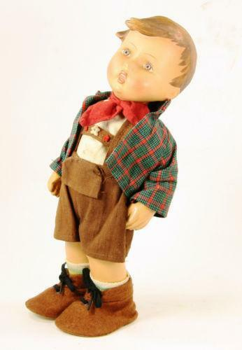 Hummel Boy Doll Ebay