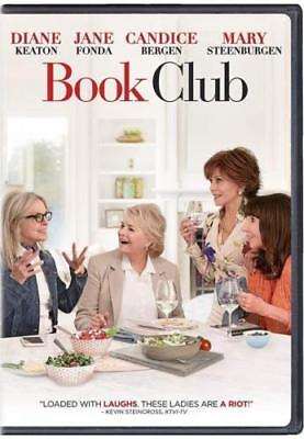 Book Club DVD 2018 (Free Fast Shipping)