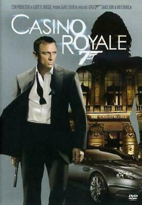 JAMES BOND Casino Royale 007 DVD (2007) Daniel Craig, Campbell DIR Cert 12 *NEW*