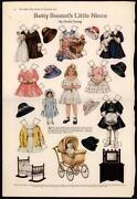 Betty Bonnet Paper Dolls