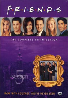 Friends: Complete Season 5 (DVD) (2004) (Jennifer Aniston)