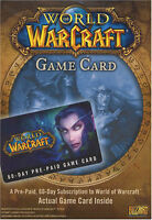 **World of Warcraft / WoW / 60 day pre-paid game card