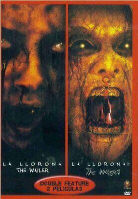 The Wailer  The Wailer 2 II La Llorona (Double Feature) 2 Peliculas DVD--DVD